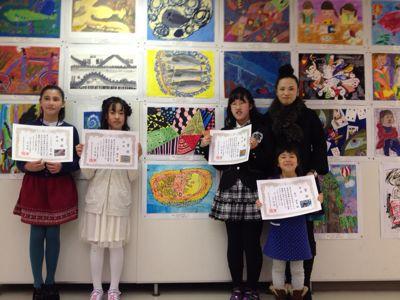 第37回全日本こども美術大賞展表彰式_f0215199_9145894.jpg