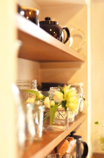 キッチンも、春仕様。_d0174704_21284799.jpg