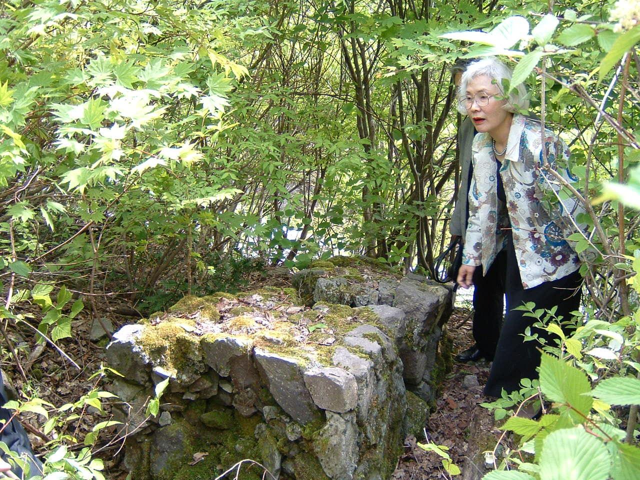 鳥取県大山寺周辺の植物   by (岡田)_c0239329_1493060.jpg