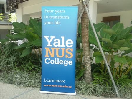 シンガポール国立大学 Yale-NUS College_f0138645_10525493.jpg