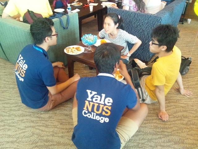 シンガポール国立大学 Yale-NUS College_f0138645_1054851.jpg