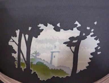 締め忘れるところだった、お城に桜の染め帯。_f0181251_13313248.jpg