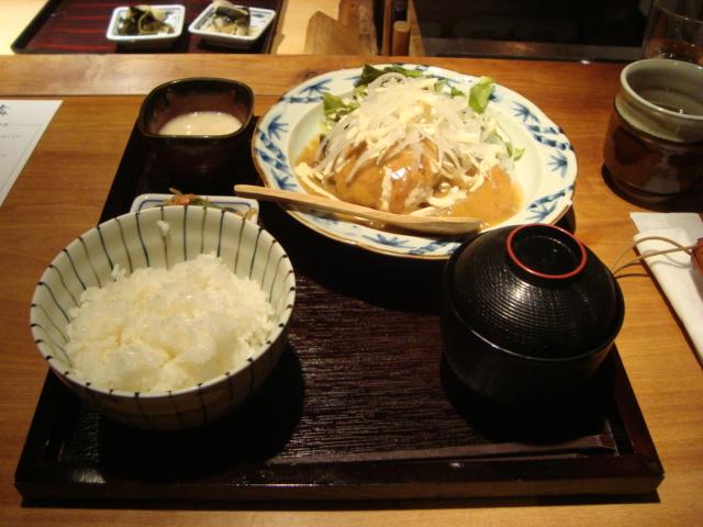 渋谷「食幹 (しょっかん)」へ行く。_f0232060_0372556.jpg