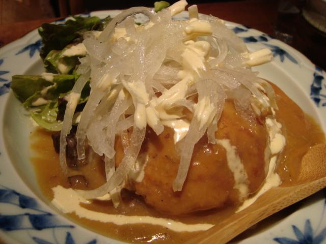 渋谷「食幹 (しょっかん)」へ行く。_f0232060_0391874.jpg