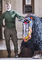 グランド・セントラル・ターミナルでお馬さんのアートとパフォーマンス、HEARD•NY_b0007805_2142370.jpg
