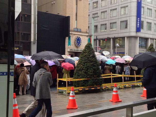 銀座中央通りパレード_d0147406_9372798.jpg