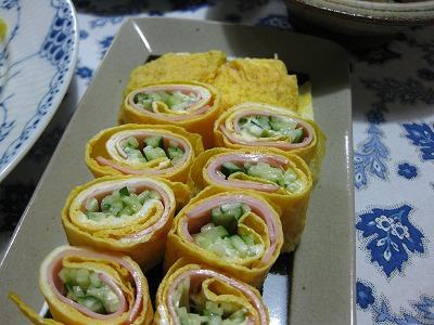 豚肉野菜ロ-ル♪_f0116812_859658.jpg