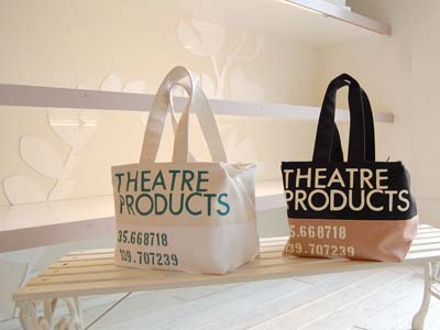 THEATRE PRODUCTS:人気のトートバッグ by iri_f0053343_17591824.jpg