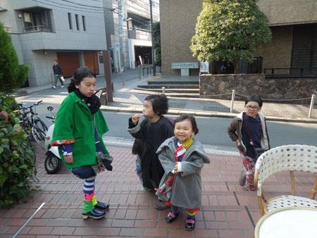 TOKYO n°3  tokoさんファミリーとrendez-vous編_a0262845_1703615.jpg