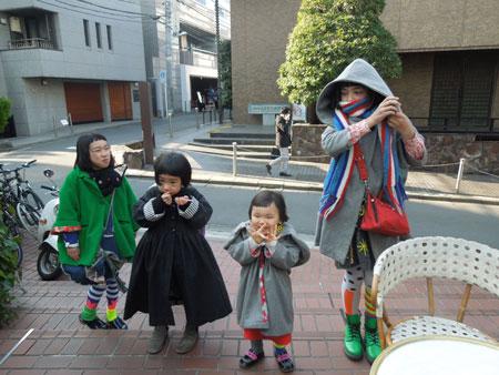 TOKYO n°3  tokoさんファミリーとrendez-vous編_a0262845_1721936.jpg