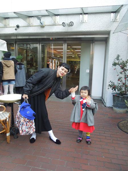 TOKYO n°3  tokoさんファミリーとrendez-vous編_a0262845_1723037.jpg