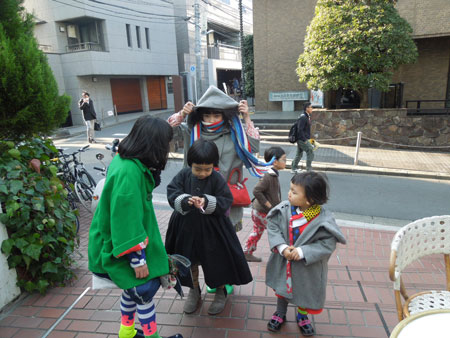 TOKYO n°3  tokoさんファミリーとrendez-vous編_a0262845_172854.jpg