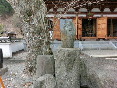 諏訪湖湖畔・七福神めぐり_f0019247_12315638.jpg