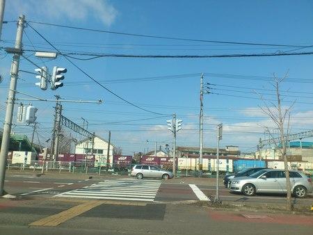 JR五稜郭駅付近_b0106766_8592612.jpg