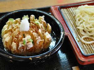 兵庫県淡路島シリーズ  玉ねぎつけ麺をいただく_b0011584_7331930.jpg