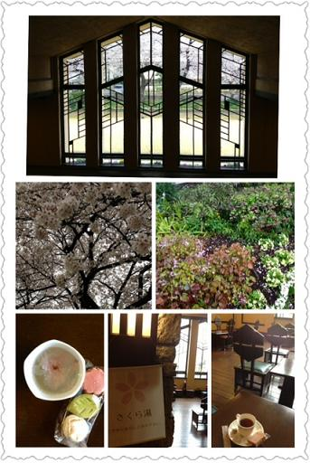 明日館「桜見学会」26日~29日まで _c0128489_22174083.jpg