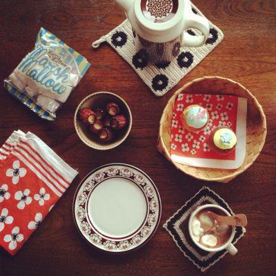 最近の家でのお茶時間_a0117193_1081239.jpg