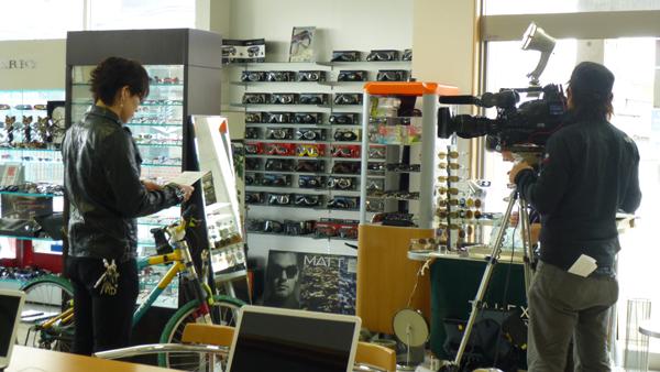 山形県内全域8チャンネルさくらんぼテレビSAY\'S SELECTIONに出演! _c0003493_13305452.jpg