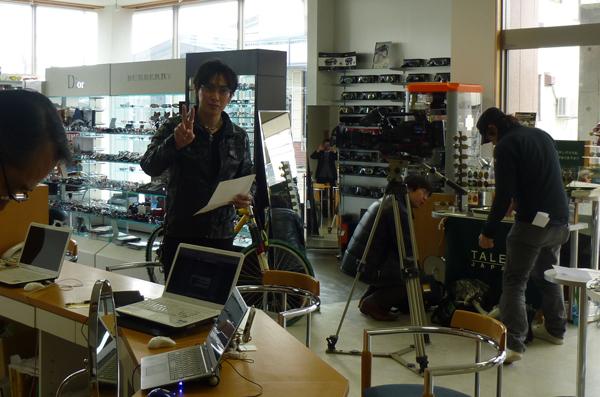 山形県内全域8チャンネルさくらんぼテレビSAY\'S SELECTIONに出演! _c0003493_1331658.jpg