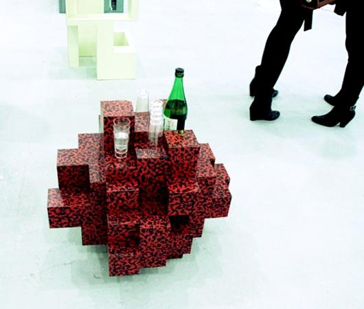 世界14カ国のギャラリーによるNYのアートフェア、Independent art fair_b0007805_2111641.jpg