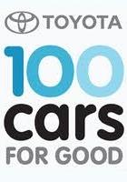 米国トヨタの社会貢献プログラム、100 Cars for Good_b0007805_228931.jpg