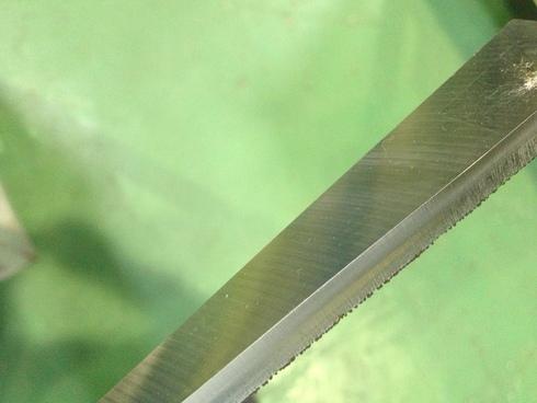 6面加工した板からの切断_d0085634_16101981.jpg