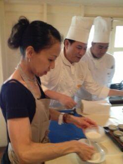 バンコク オリエンタルホテル 料理教室①_e0134337_0124064.jpg