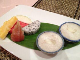 バンコク オリエンタルホテル 料理教室①_e0134337_0124499.jpg