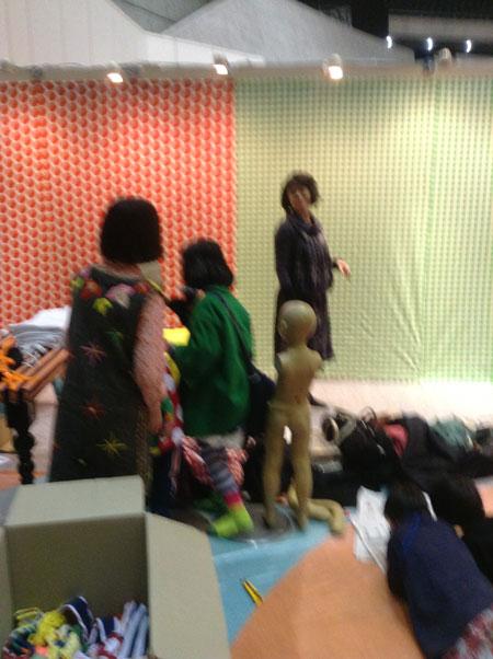 TOKYO n°4  rooms 26設営編_a0262845_15235544.jpg