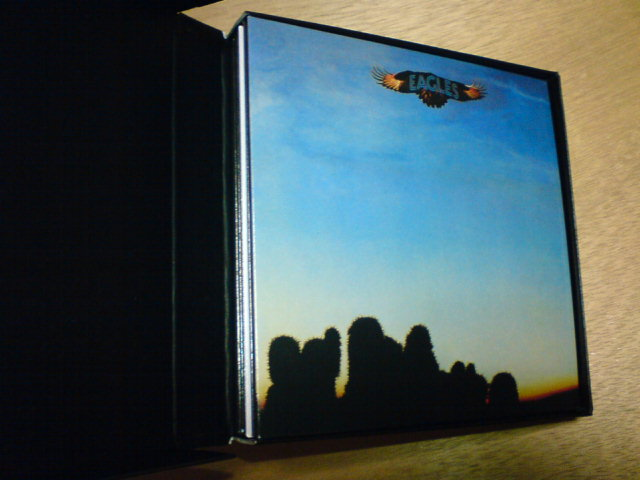 本日到着CD 〜 The Studio Albums 1972-1979 / Eagles_c0104445_22391924.jpg