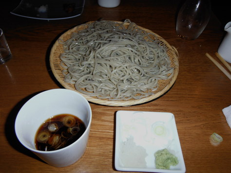 酒と蕎麦の日々25 伝馬町 クリタ_f0175450_14383695.jpg