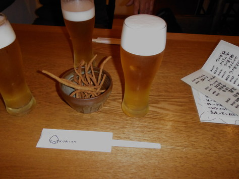 酒と蕎麦の日々25 伝馬町 クリタ_f0175450_14434425.jpg