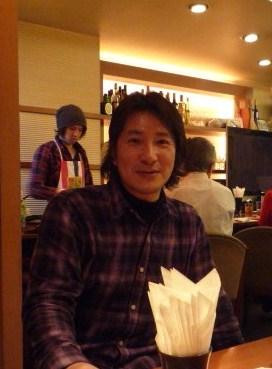 シャンソンライブのお客様・江戸小紋やデニムの着物_f0181251_16184063.jpg