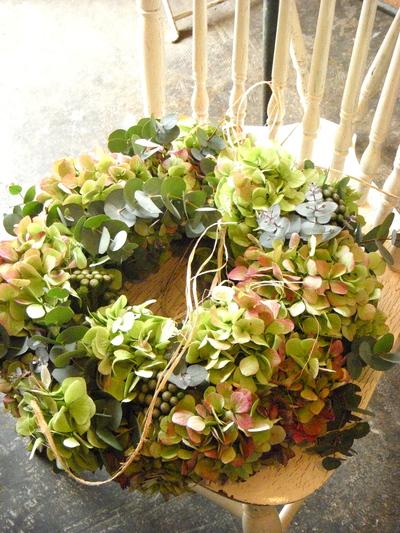 Wreath。。。_a0229658_912091.jpg