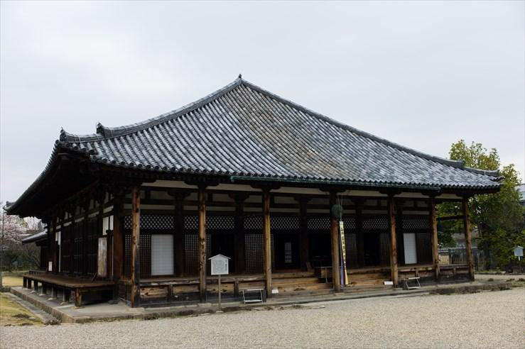 奈良旅行 その1 元興寺_e0170058_17135742.jpg