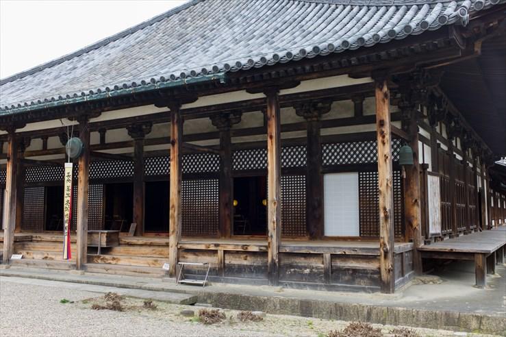 奈良旅行 その1 元興寺_e0170058_17144650.jpg