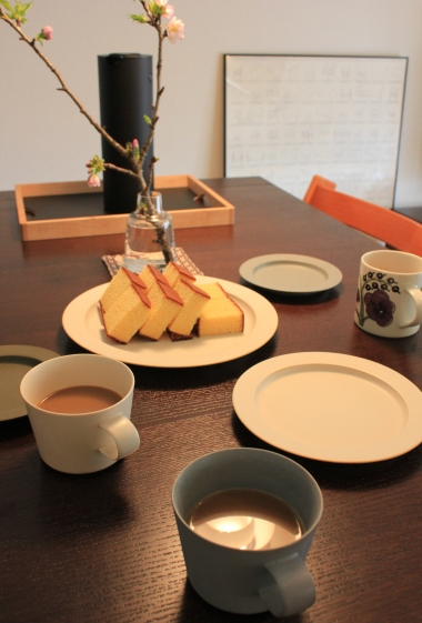 ・春の食卓。_d0245268_14313069.jpg
