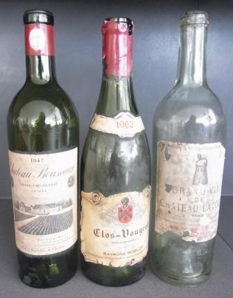 偉大なシャトーの熟成ワインに酔う_a0138976_19361217.jpg