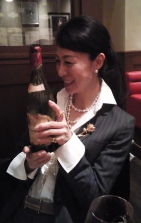 偉大なシャトーの熟成ワインに酔う_a0138976_19374214.jpg