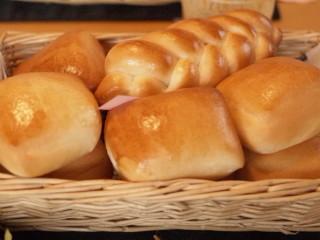 K先生のパン教室(3月) グラタンパン&ミルクカット_e0159185_8371627.jpg