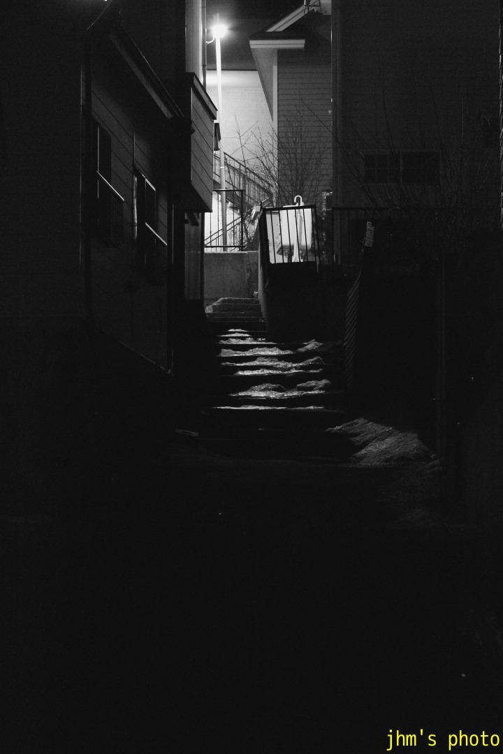 夜に霞む西部地区の夜_a0158797_22425445.jpg