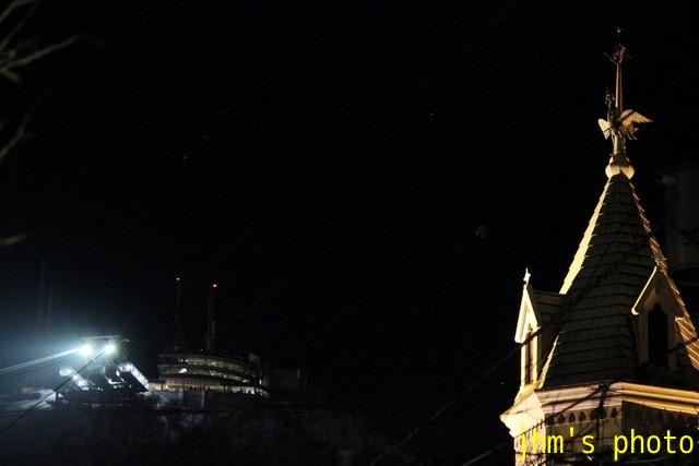 夜に霞む西部地区の夜_a0158797_2247814.jpg