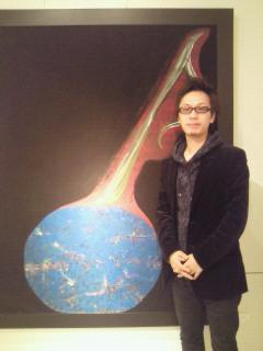 菅野祐悟展X映画「インターミッション」~音を奏でる絵画たち~_f0061797_42968.jpg