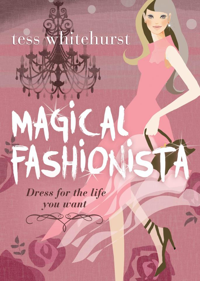"American book cover ""Magical Fashionista\""_f0172313_5103583.jpg"