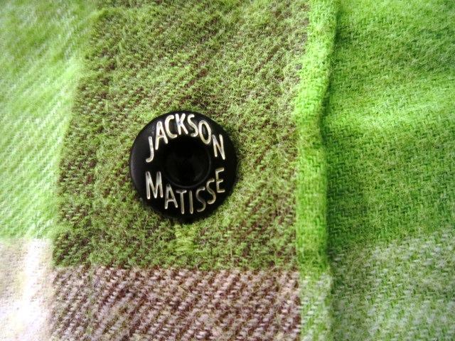 "JACKSON MATISSE \""CUT OFF NEL SHIRTS\"" ご紹介_f0191324_9354264.jpg"
