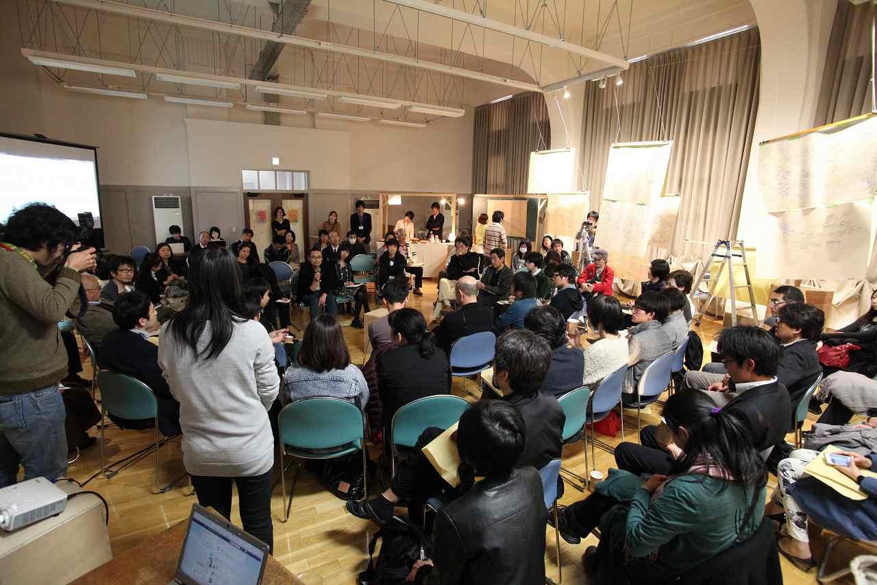 「ささえるワールドカフェ in ふじのくに」開催しました。_e0150642_16342060.jpg