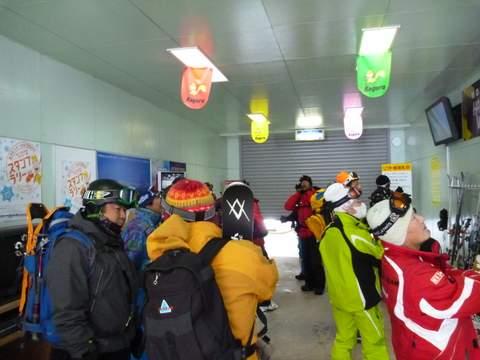 【滑走レポ 2013.3.26】2012/13シーズンのラストパウダーを狙って!@かぐら_e0037849_22504113.jpg
