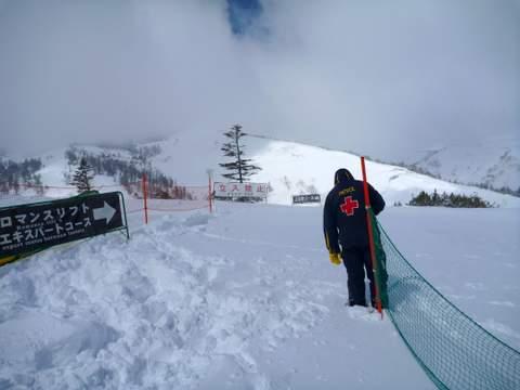 【滑走レポ 2013.3.26】2012/13シーズンのラストパウダーを狙って!@かぐら_e0037849_2252780.jpg