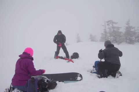 【滑走レポ 2013.3.26】2012/13シーズンのラストパウダーを狙って!@かぐら_e0037849_2257457.jpg