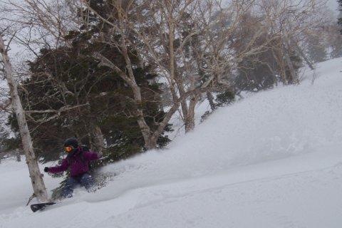 【滑走レポ 2013.3.26】2012/13シーズンのラストパウダーを狙って!@かぐら_e0037849_23189.jpg